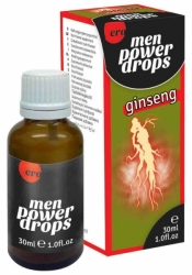 HOT Men Power Ginseng Drops - silný extrakt z ženšenu 30ml